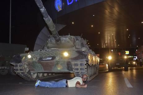 turkey tank man