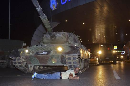 turkey tank man