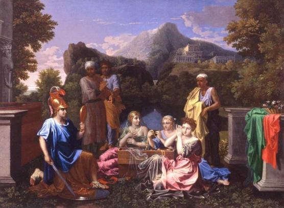 Poussin_-_1656_-_Achilles_on_Skyros